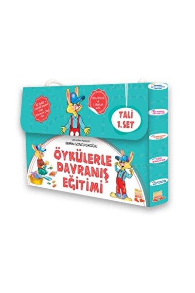 Nesil Yayınları Tali - 1 Öykülerle Davranış Eğitimi Seti (10 Kitap) - Berrin Göncü Işıkoğlu