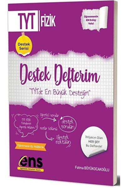 Ens Yayınları Ens Yayıncılık Tyt Fizik Destek Defterim