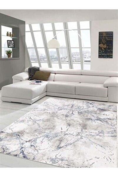 Padişah Beyaz Desenli Halı