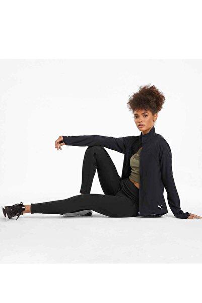 Puma Active Yogini Woven Suit Kadın Eşofman Takım 589136 01 Siyah
