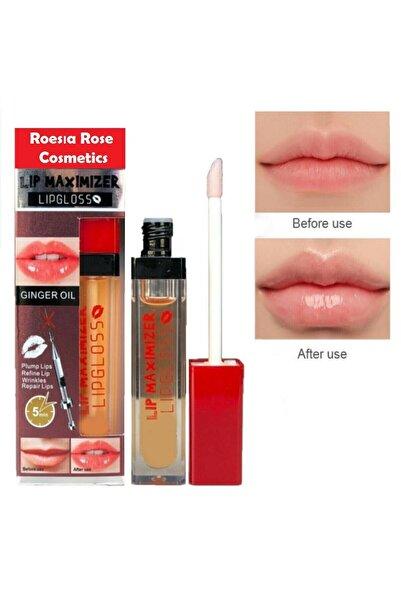Roesıa Rose Cosmetics Rose Dudak Dolgunlaştırıcı & Dudak Parlatıcı 8 Ml