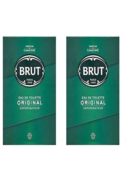 Brut Original Eau De Toilette Spray-100ml 2 Adet