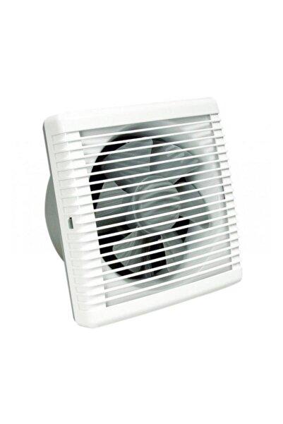 KORFAN Usvf 610 20cm Süper Ince Dekoratif Otomatik Panjurlu Sessiz Havalandırma Fanı (wpl20a Yerine Uygun )