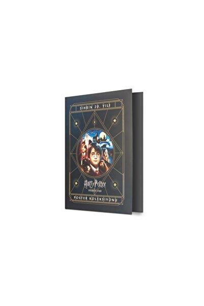 Mabbels Harry Potter Ve Felsefe Taşı 20. Yıl Özel Poster Koleksiyonu