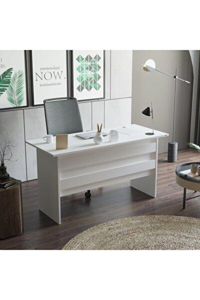 L'occi Concept Diego A Ofis Çalışma Masası Beyaz