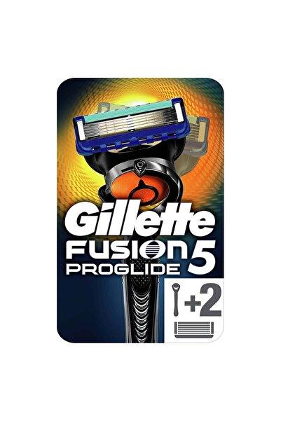 Gillette Fusion Proglide Flexball Tıraş Makinesi + 2 Adet Yedek Başlık