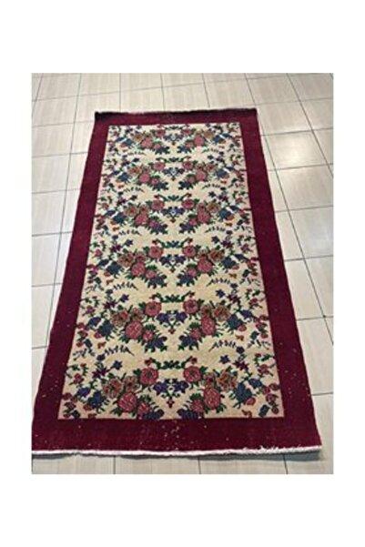 ottomanoushakrugs Çiçek Desenli Isparta Halısı 215x116cm