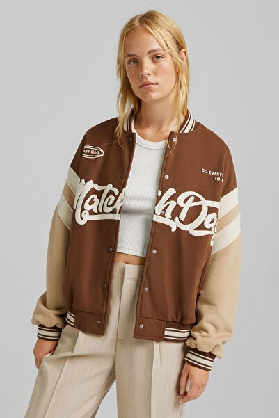 Bershka Kadın  Kolej Koton Ceket