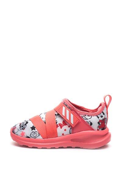 adidas FV4260-B adidas Fortarun X Minnie I Bebek Spor Ayakkabı Turuncu