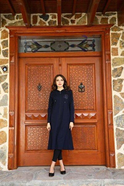 Sementa Kadın Lacivert Tunik