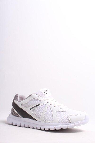 DUNLOP Kadın Beyaz Spor Ayakkabı