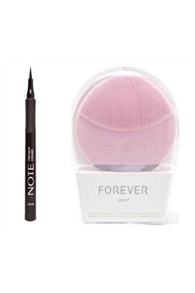 Forever Plus Yüz Temizleme Cihazı Ve Not Siyah Eyeliner Kalem 2'li