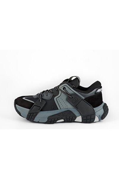 Valentino Garavani Erkek Siyah Sneakers Ayakkabı