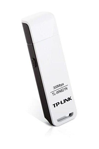 TP-LINK TL-WN821N 300 Mbps N Kablosuz WPS USB Adaptör