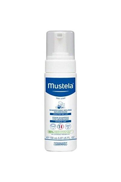 Mustela Yenidoğan Konak Önleyici Köpük Şampuan 150 ml