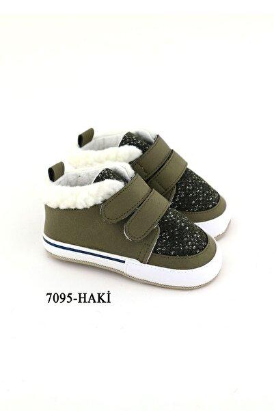 Funny Baby Cırtlı Kürklü Bebek Ayakkabı