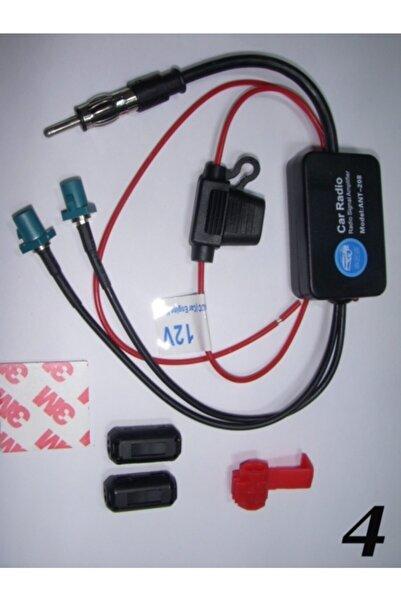 Autoline Yeni Stil 12 Volt Radyo Anten Sinyali Güçlendirici