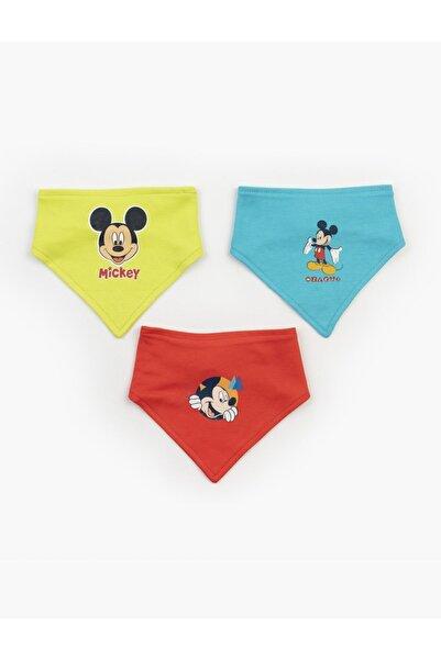 Mickey Mouse Disney 3'lü Önlük Set 17320
