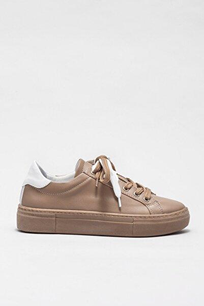 Elle Shoes Kadın Rowland Camel Casual Ayakkabı 20KTR2005