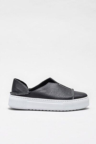 Elle Shoes Kadın Carına-2 Sıyah Casual Ayakkabı 20KEYB-22