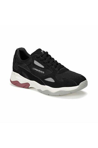 lumberjack Kadın Siyah Grace Comfort Casual Spor Ayakkabı