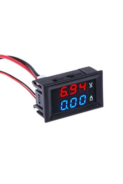 İntec Dijital Voltmetre Ampermetre Dc 0-100v 10a