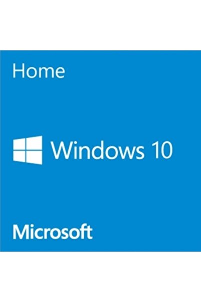 MICROSOFT Ms Windows 10 Home Kw9-00119 64bıt Tr Oem