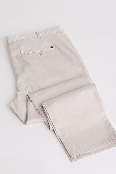Dufy Taş Büyük Beden Erkek Pantolon - Battal