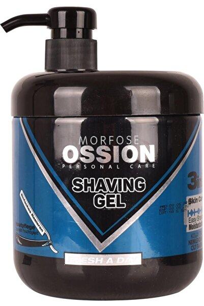 Morfose Ossion Shaving Gel 3in 1 /traş Jeli 900 Ml