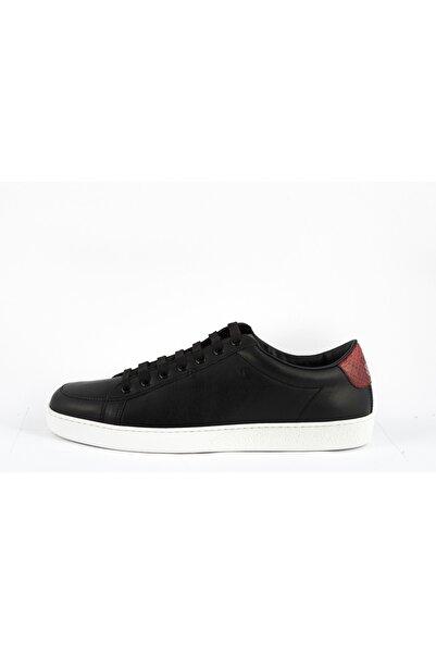Gucci Erkek Siyah Sneakers