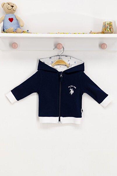 U.S. Polo Assn. Bebek Lacivert Sweatshirt