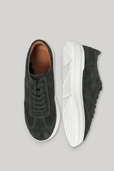 Lufian Toledo- Eg Deri Sneaker Taş