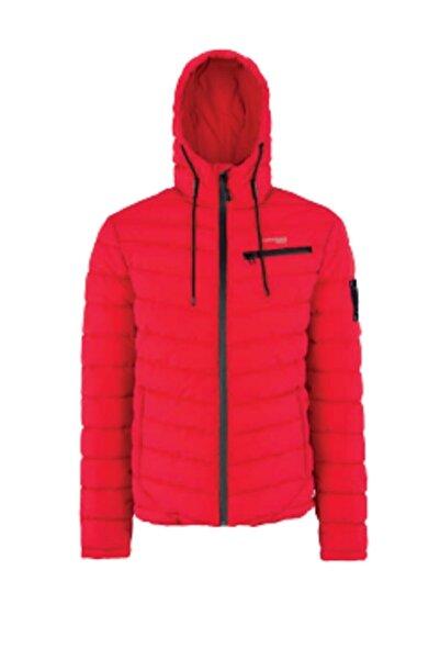 lumberjack Erkek Kırmızı Joseph Coat Mont