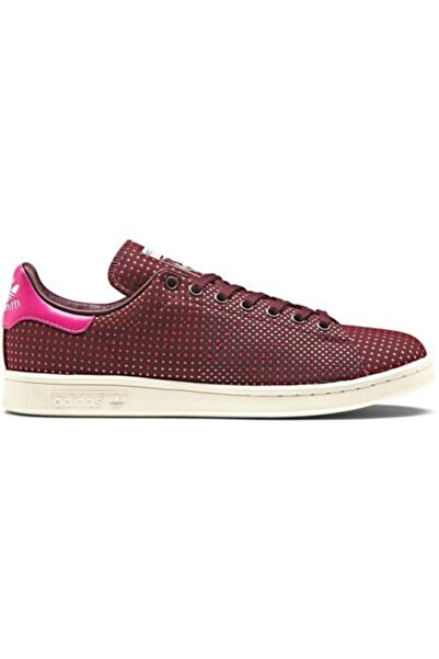 adidas Unisex Bordo Ayakkabı Stan Smith cm7990