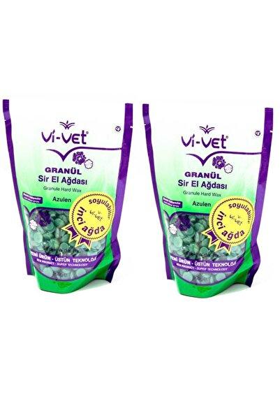 Vi-vet Soyulabilir Azulen Granül Boncuk Ağda 2 Adet