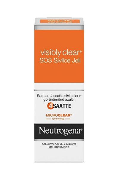 Neutrogena Visibly Clear SOS Hızlı Etkili Akne Jeli 15 ml