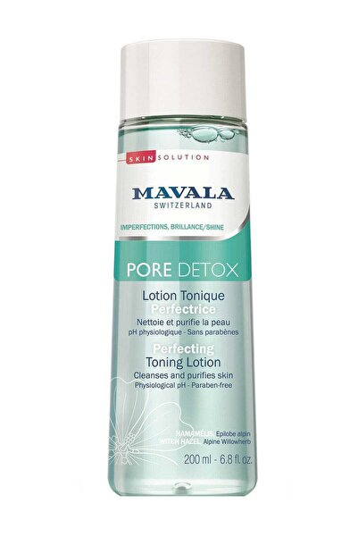 Mavala Detox Tonik 200 Ml 7618900544017