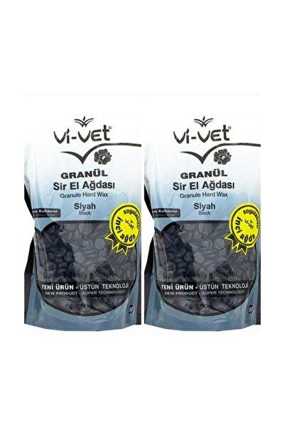Vi-vet Granül Sir Ağda Siyah