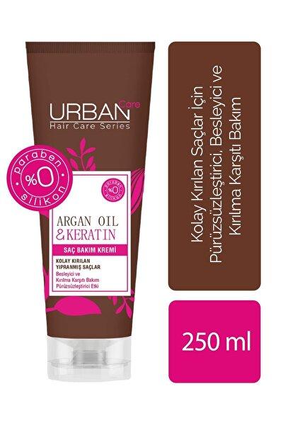 Urban Care Argan Yağı&keratin Içeren, Besleyici& Kırılma Karşıtı Saç Kremi 250 ml