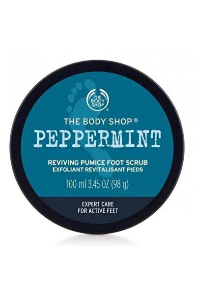 THE BODY SHOP Peppermint Arındırıcı Ayak Peelingi 100ml