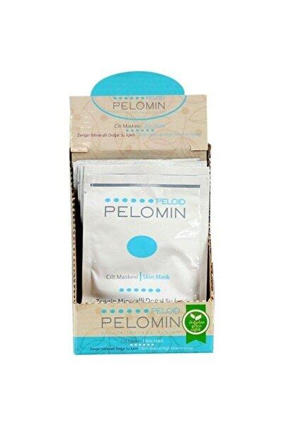PELOMIN Touzla Peloid Pelomin Cilt Maskesi 12 X 20 Ml | 240 Ml