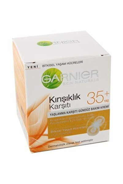 Garnier Kırışıklık Karşıtı 35+yaş Bakım Kremi 50 Ml