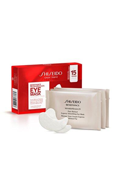 Shiseido Sbn Wr24 Eye Mask Trio