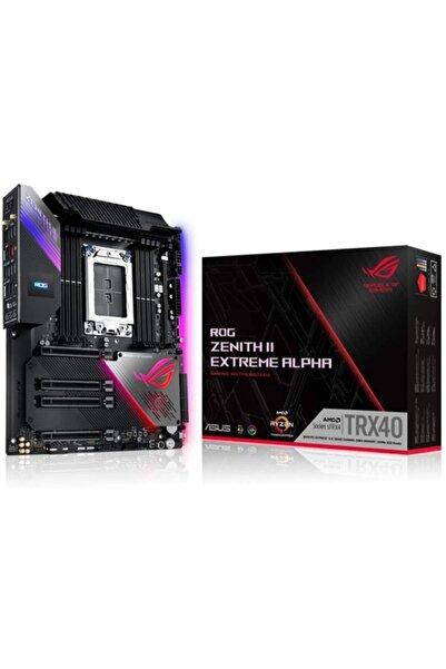 ASUS Rog Zenith Iı Extreme Alpha Trx40 Ddr4 4733mhz (oc) Strx4 Anakart