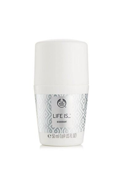 THE BODY SHOP Life Is...™ Roll-on Deodorant 50ml