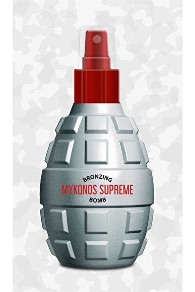 Eda Taşpınar Bronzlaştırıcı Mykonos Supreme Bomb 200 Ml