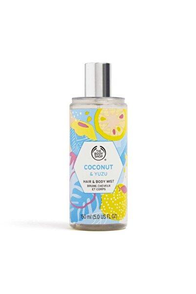 THE BODY SHOP Coconut & Yuzu Saç Ve Vücut Misti 150ml