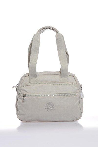 SMART BAGS Kadın Gri Çanta 1116