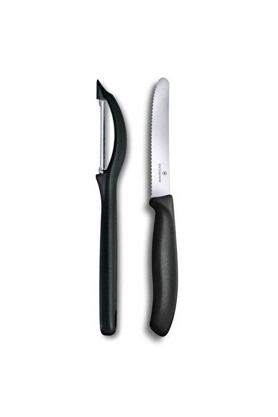 Victorinox Soyacak Ve Bıçak Seti