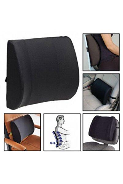 Chochili Ortopedik Koltuk Minderi Araç Sandalye Bel Sırt Desteği Yastığı